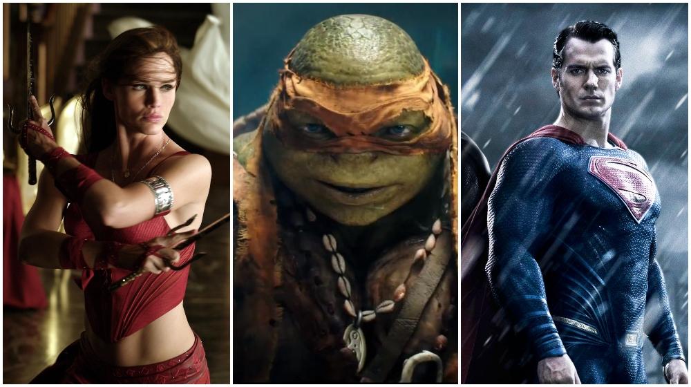 ¡Queremos olvidarlas! Peores películas de superhéroes 😭