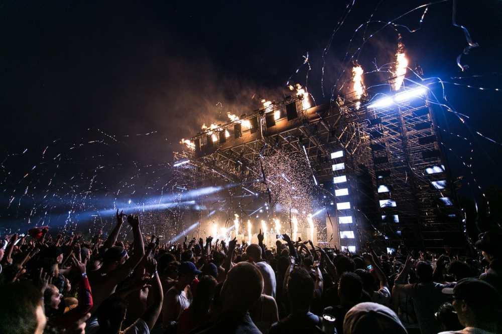 Así será la nueva normalidad en los  conciertos 🤟🏾
