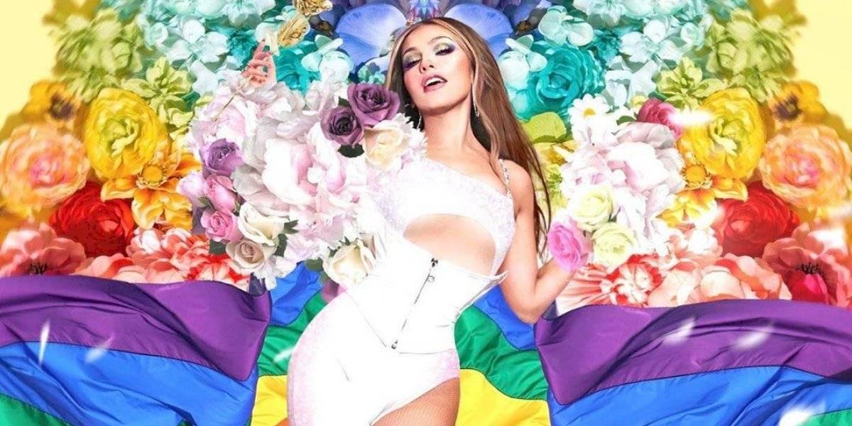 La tía favorita del internet se une a la marcha LGBT+ 2020