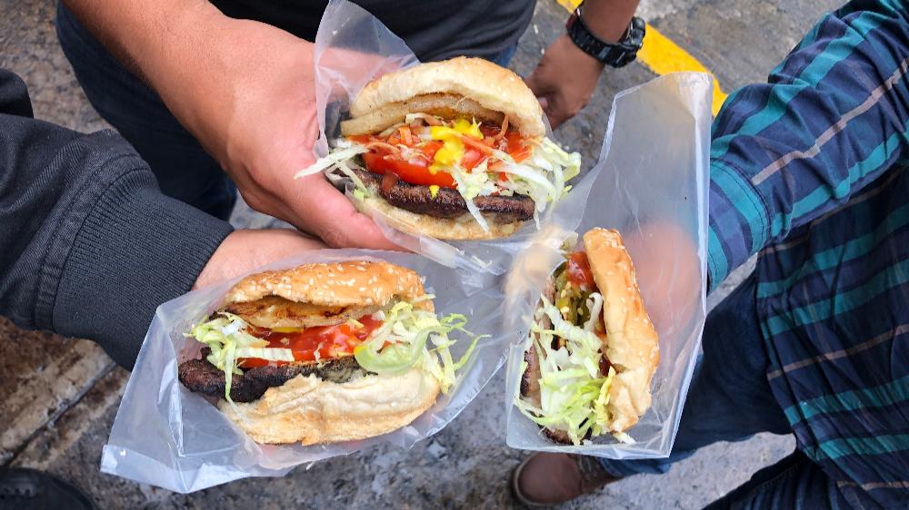 La calle chilanga de las hamburguesas también está de regreso 🍔