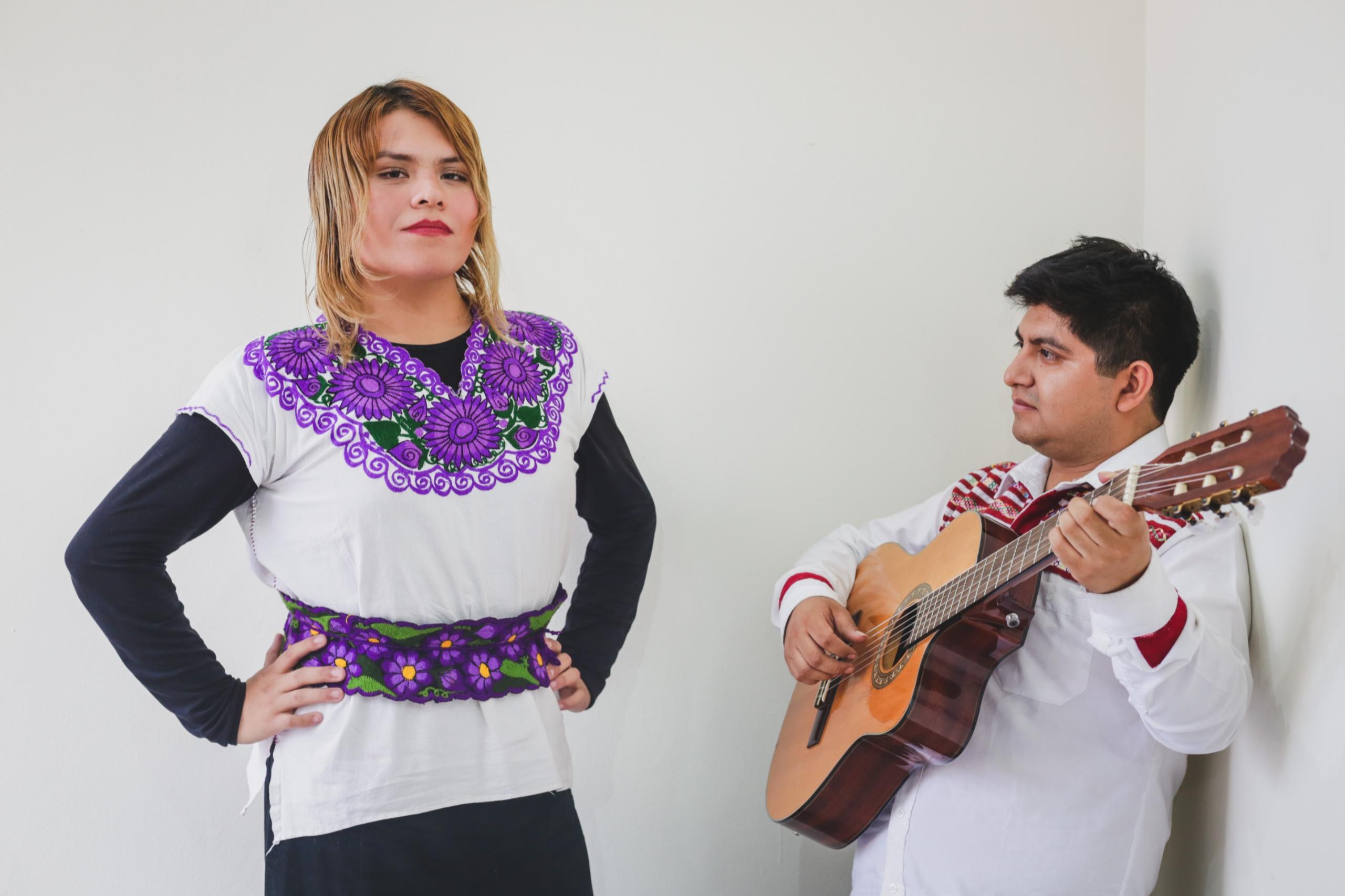 Ariel y su Venadito Son: la mujer trans que canta en zapoteco