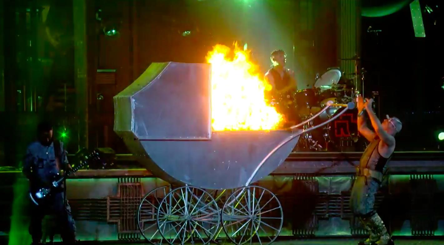 ¡Du hast! Ya hay nuevas fechas para conciertos de Rammstein