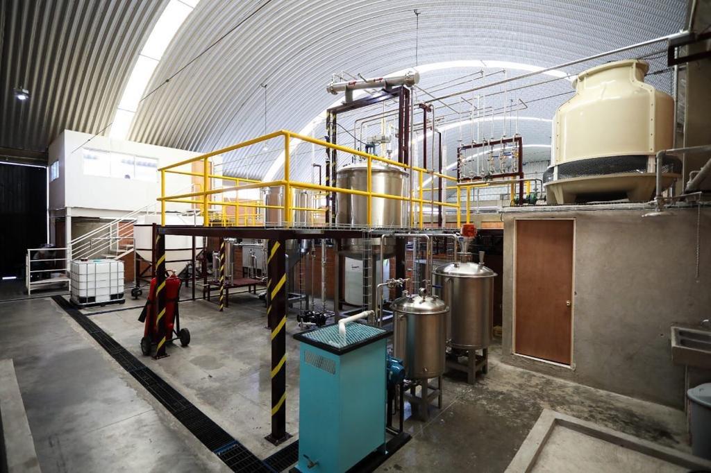 Convertirán aceite doméstico en biodiésel en la Central de Abasto