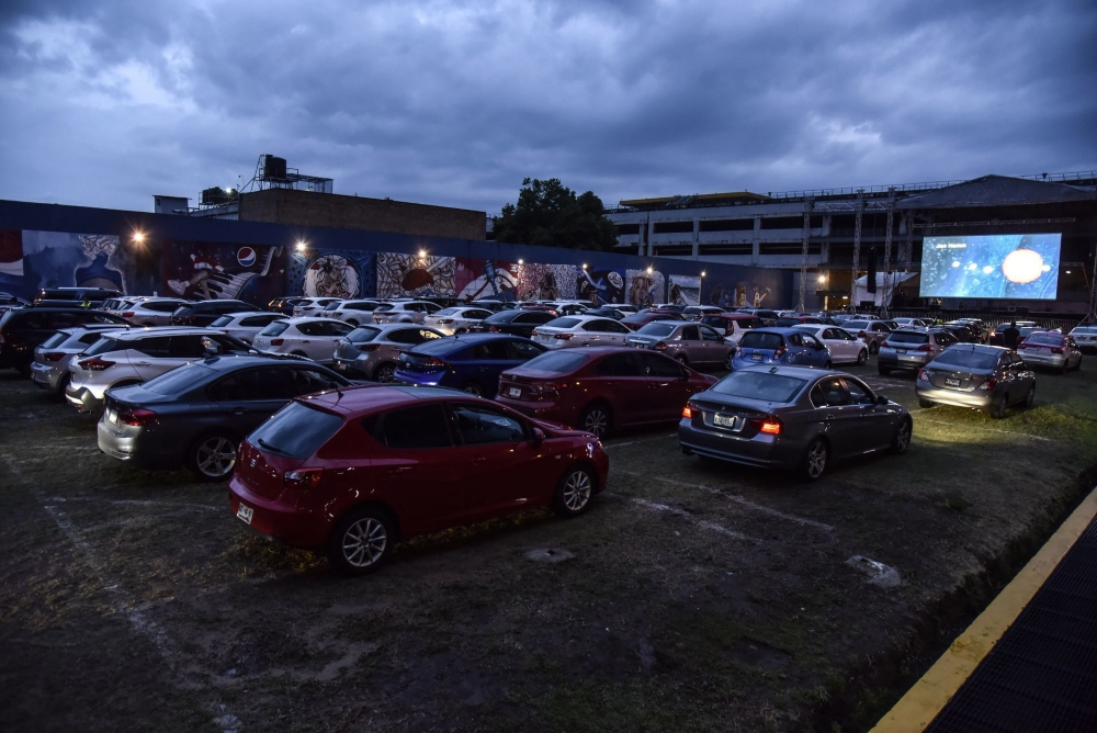 chilango - Autocinema Cinemex ya tiene sede y cartelera