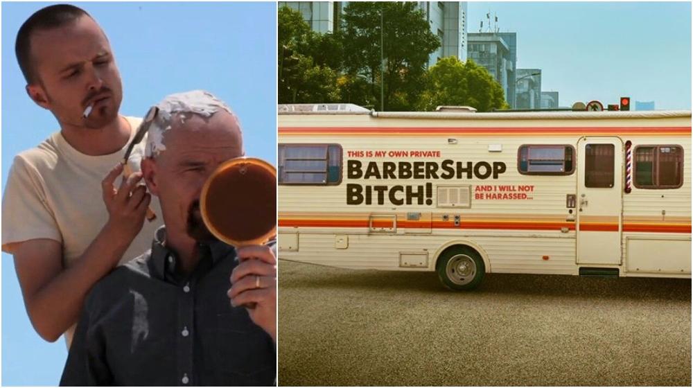 ¿Walter, eres tú? Conoce la barbería temática de Breaking Bad en CDMX