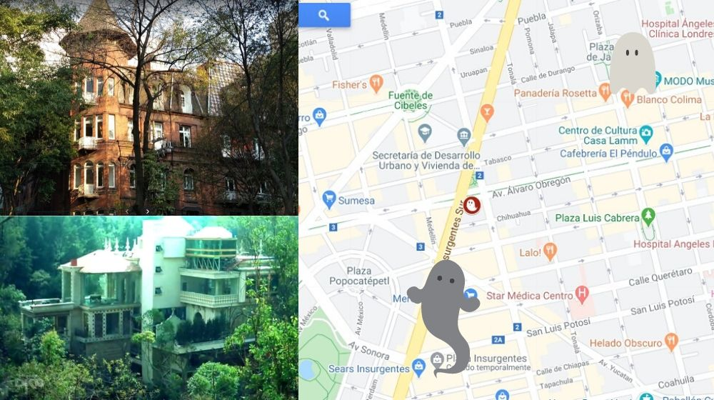 Cinco casas embrujadas de la CDMX, ¿las conoces? 😱