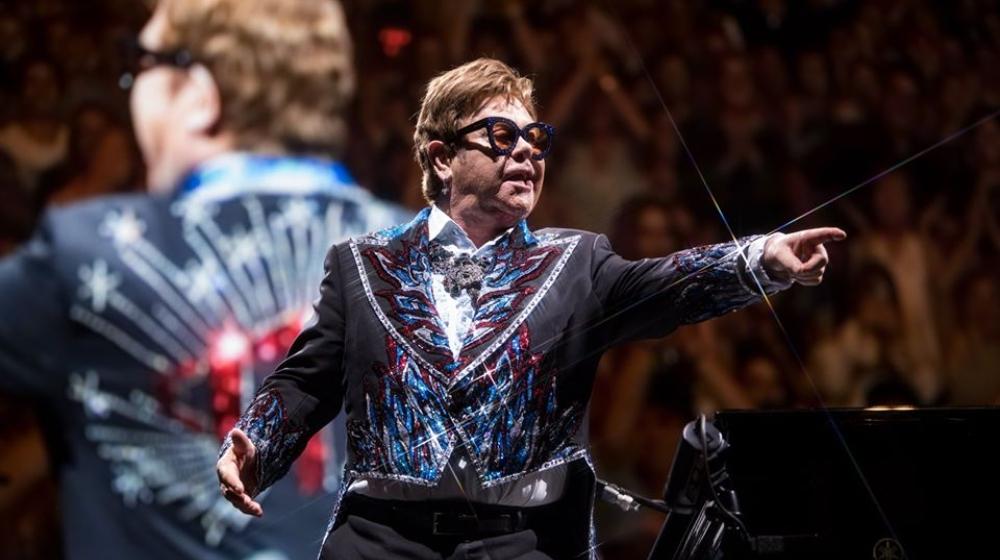 ¡Elton John nos regala una serie de conciertos gratis!