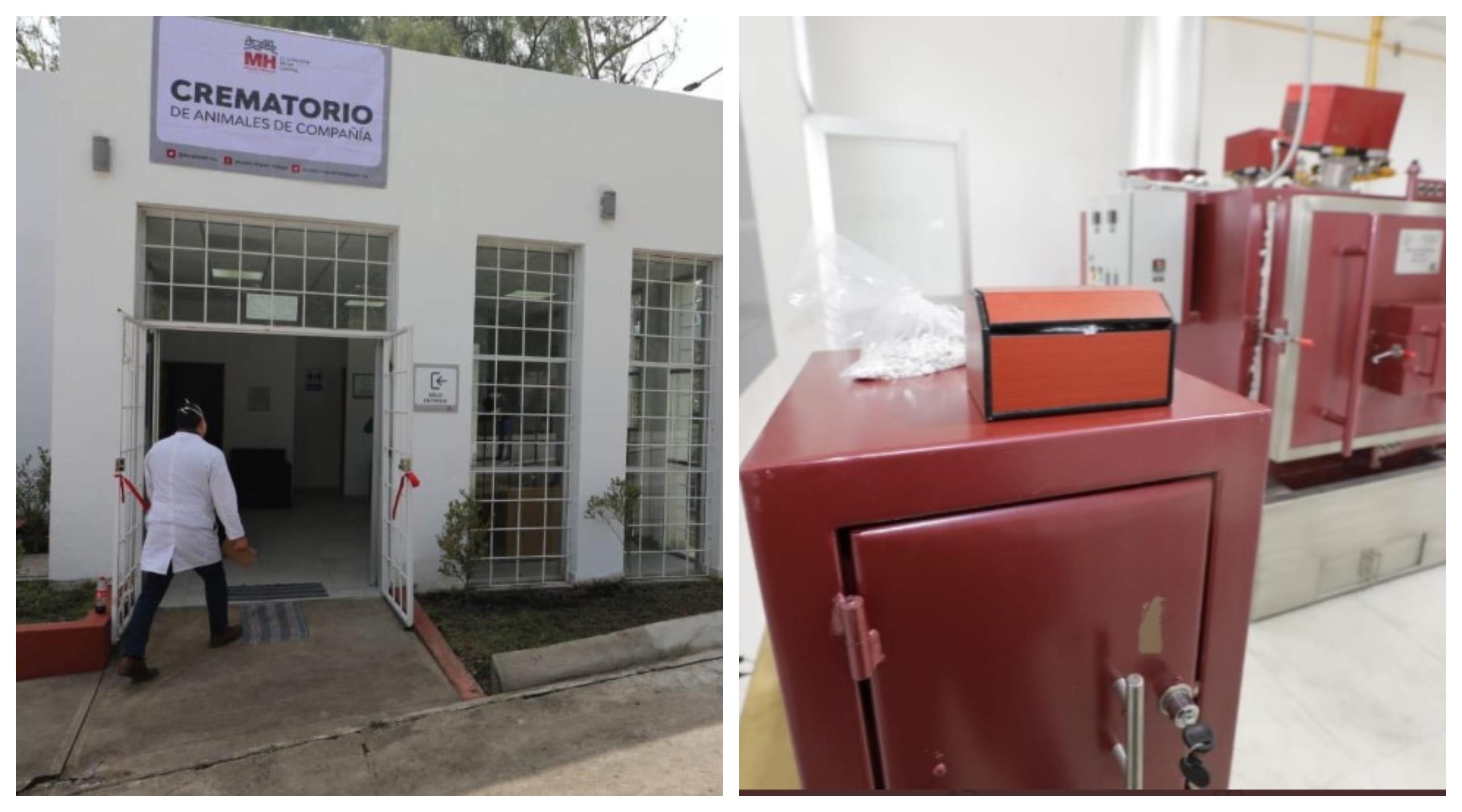 ¡Guaaau! Inauguran crematorio público para mascotas en CDMX