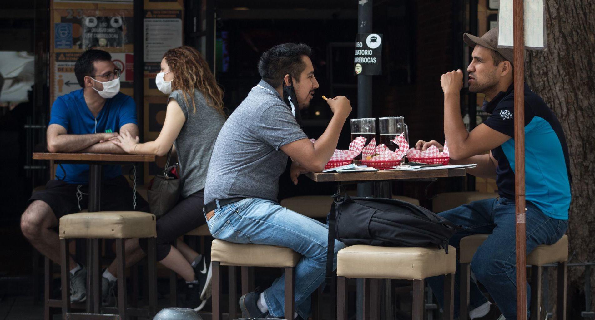 15 consejos para evitar el contagio en un restaurante #NuevaNormalidad