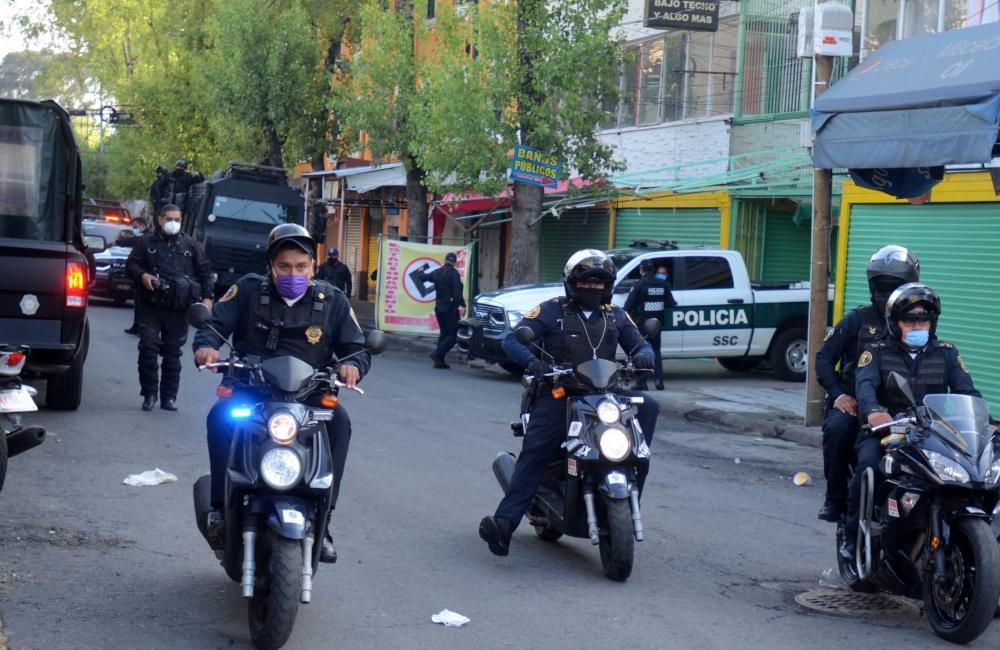 Delitos que han bajado en CDMX, según autoridades