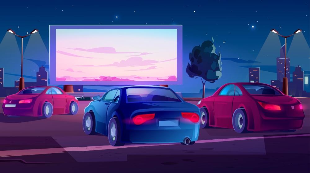 Drive to Fun: el nuevo autoforo del Parque Bicentenario
