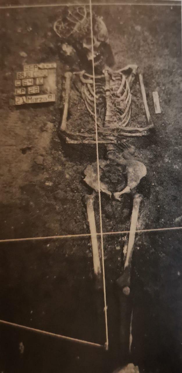 Expo de miedo #GRATIS: huesos de monjas coronadas del Centro