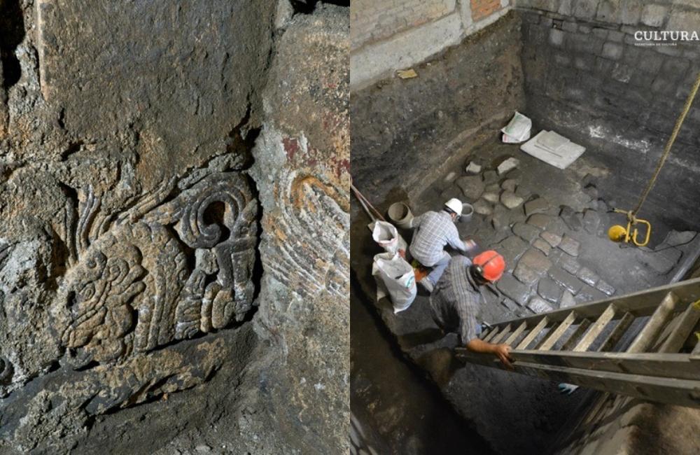 Encuentran restos de un palacio debajo del Monte de Piedad