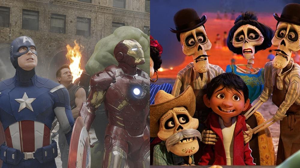 ¡Los Vengadores, Coco y más reestrenan en cines! 😍🍿