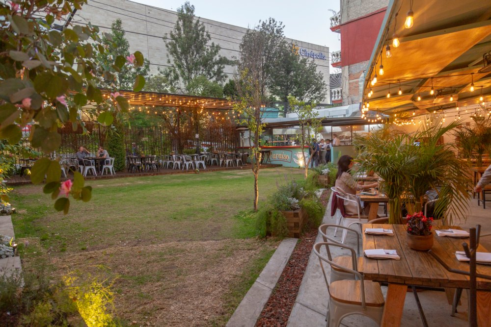 Terrazas al aire libre en la ciudad para disfrutar con Susana Distancia �☀�