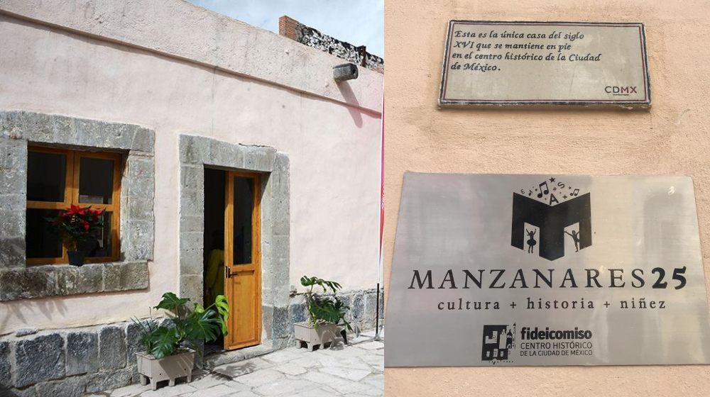 Con más de 400 años de vida: la casa más antigua de la CDMX