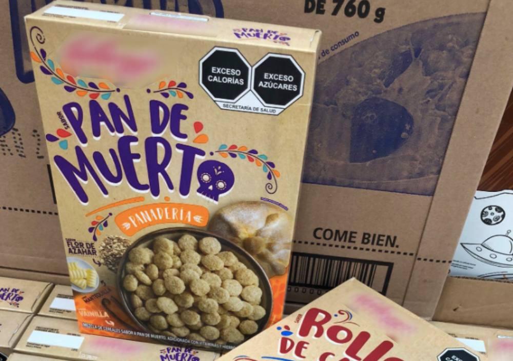 2020, sorpréndeme: ¡hay un cereal de pan de muerto! 🥣🤯