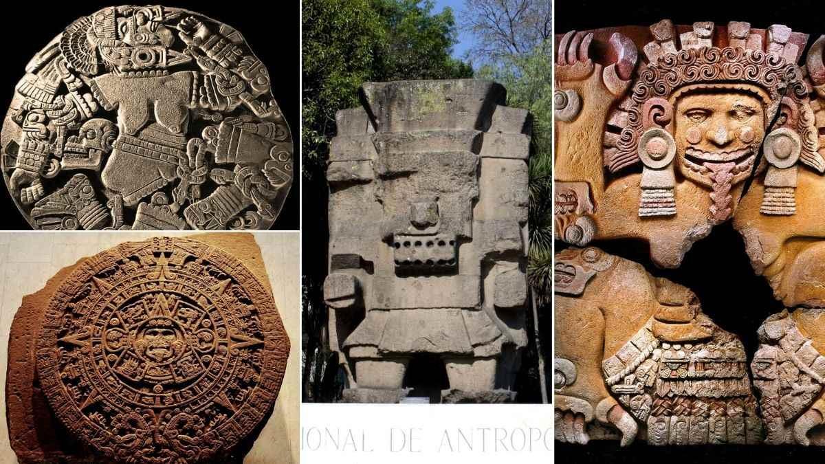 5 monolitos prehispánicos que todo chilango debe conocer