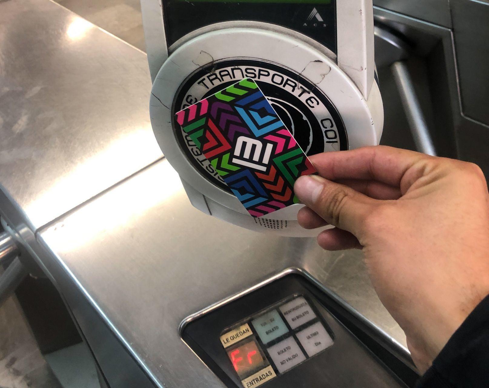 ¡Adiós, filas! Podrás recargar tu tarjeta del Metro en las tiendas