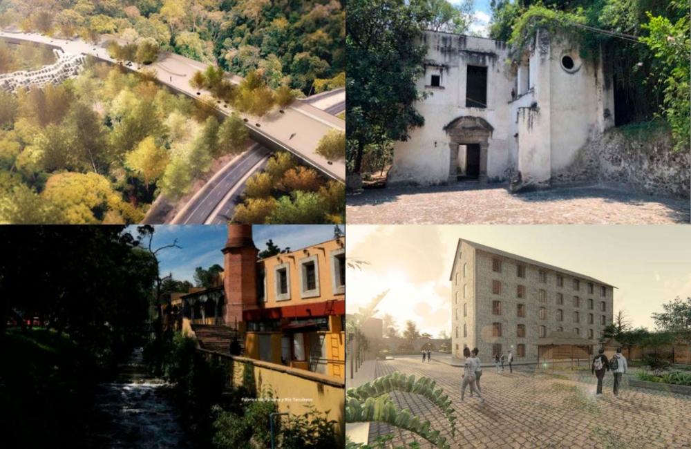 Cineteca, museos y pabellones: todo lo que tendr谩 Chapultepec