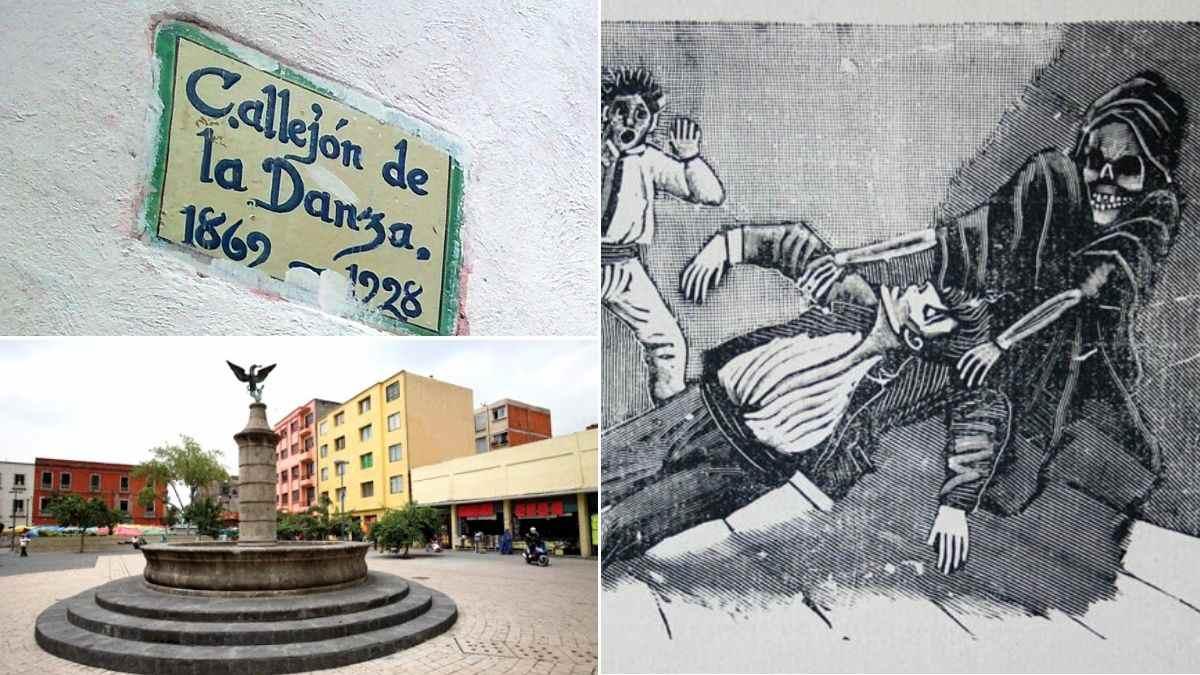 Aparecidos, brujería y más en las leyendas de La Merced