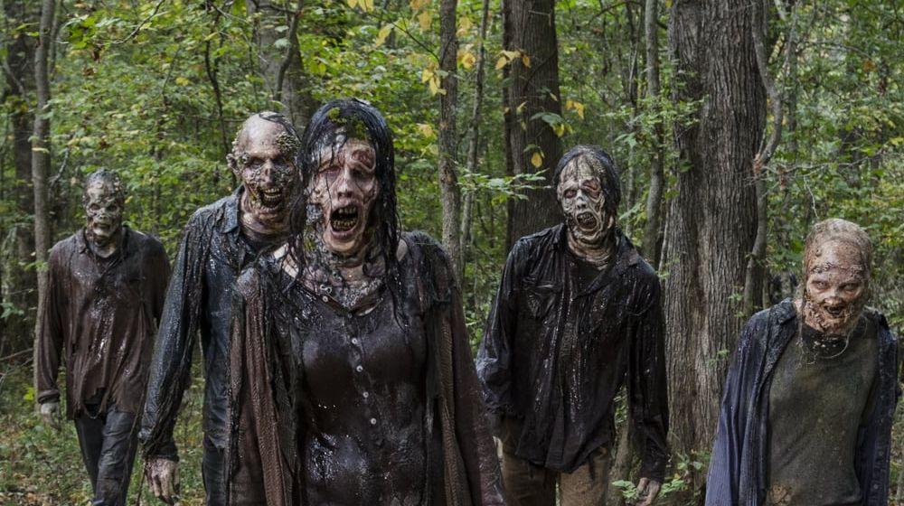 ¡Lánzate al campamento zombie con maratón de pelis y gotcha!