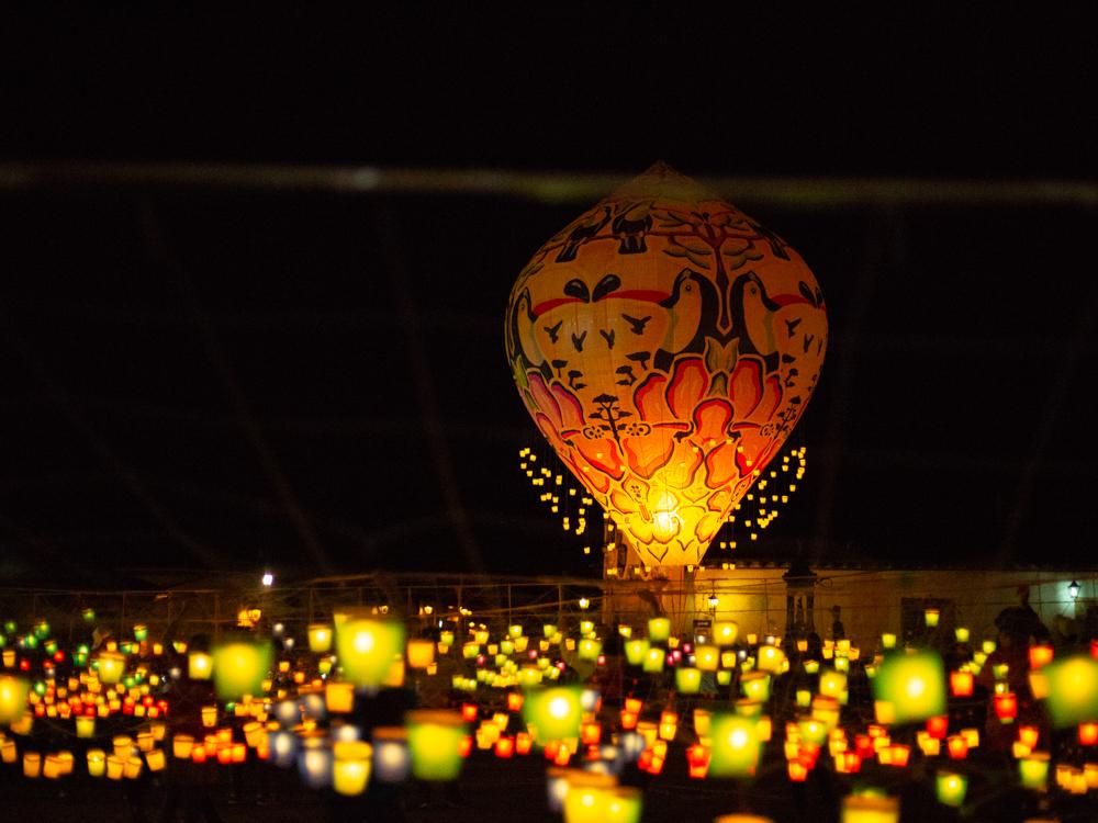 Festival de Globos de Milpa Alta: tradición de talla mundial