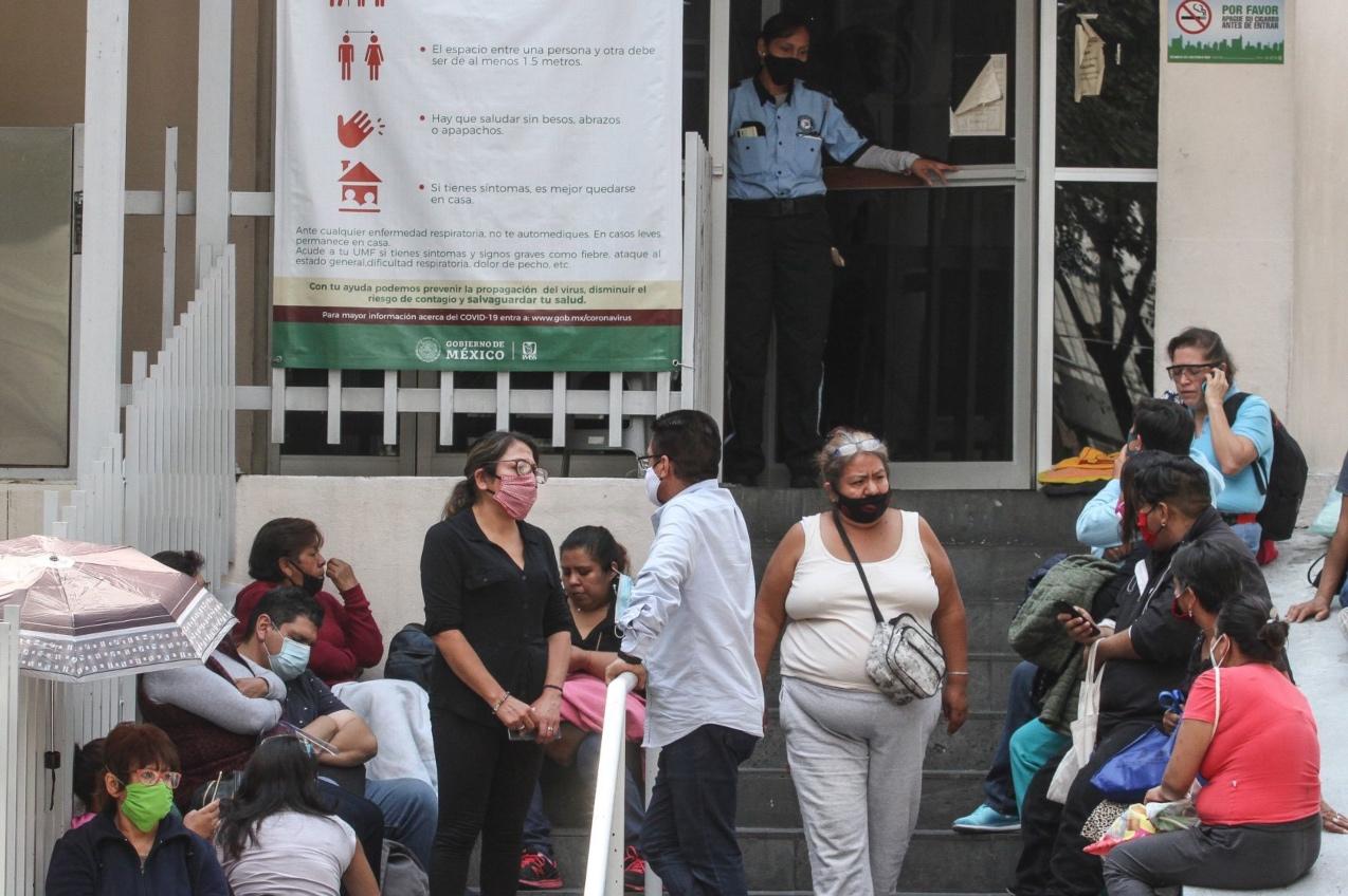 CDMX evitó crisis hospitalaria por covid-19, dice Sheinbaum