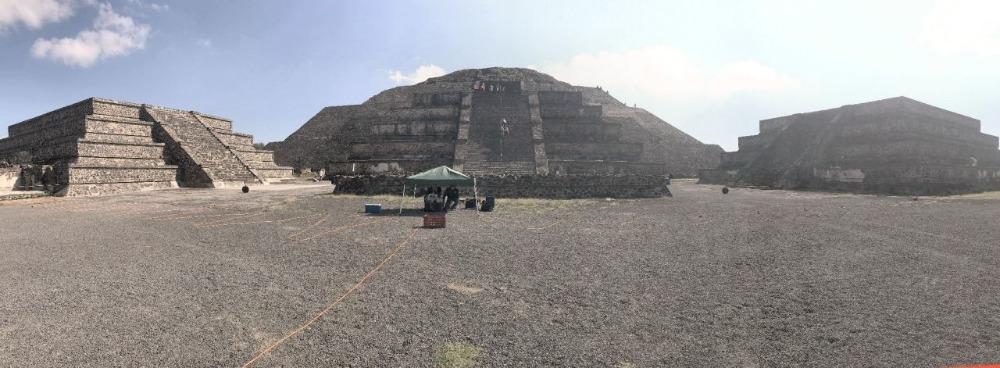 Fecha y medidas sanitarias para la reapertura de Teotihuacán