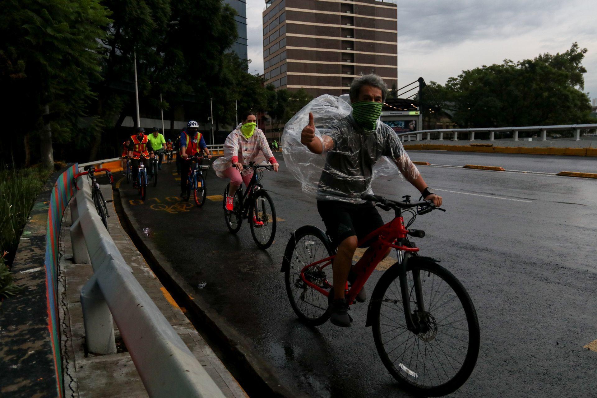 Desde ciclovías hasta talleres: CDMX ya tiene mapa ciclista