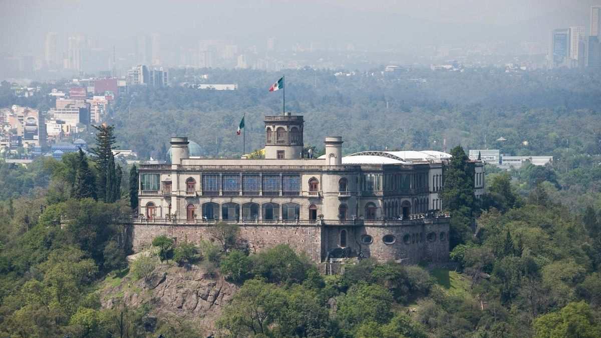 6 datos que no conoc铆as del castillo de Chapultepec