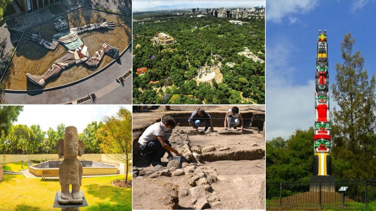 Secretos y curiosidades del Bosque de Chapultepec