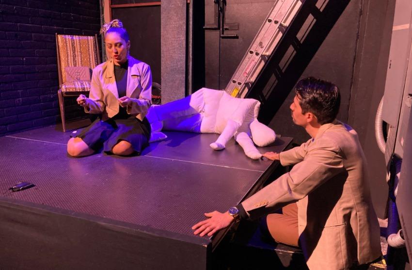 Elena: Teatro Milán monta obra inmersiva nunca antes vista