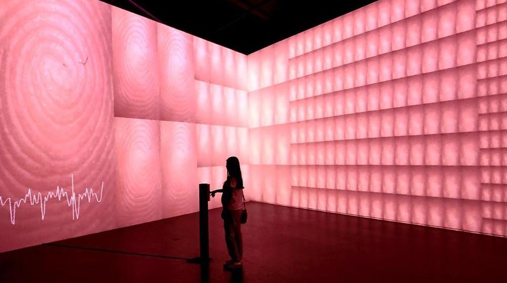 chilango - Transforma tus latidos en arte con esta exposición