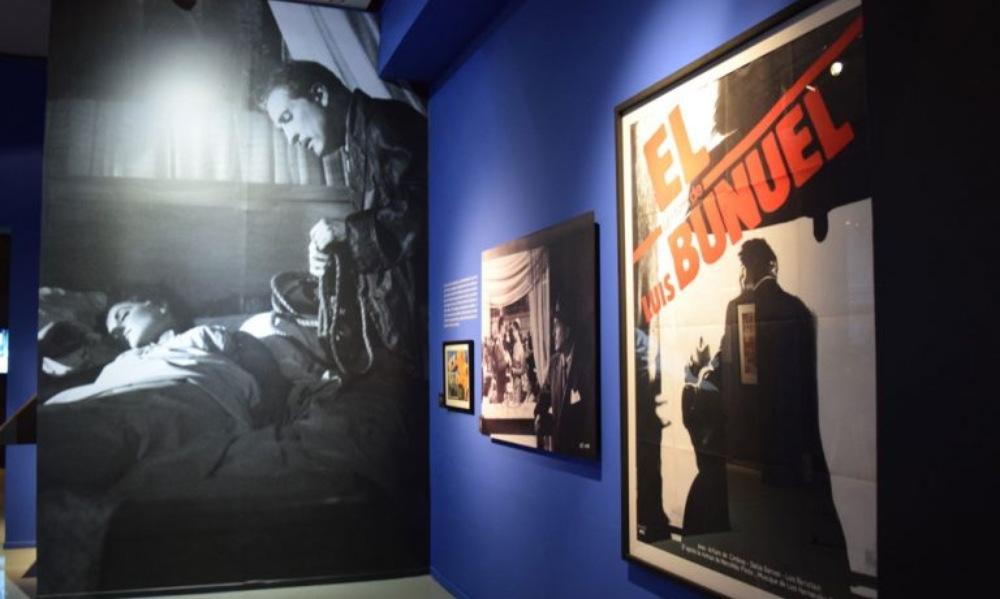 ¡Ya regresó la expo de Buñuel en la Cineteca Nacional!