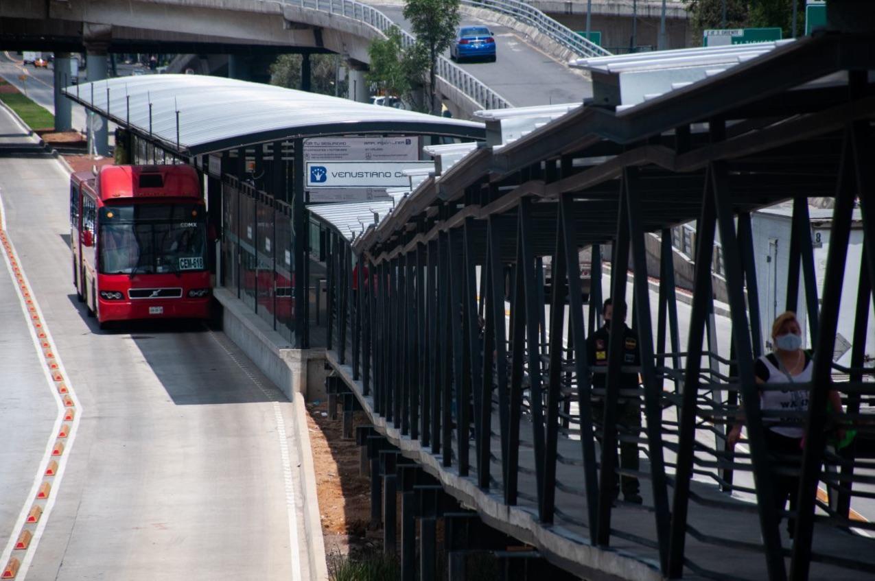 Lo que sabemos del Metrobús que irá sobre Circuito Interior