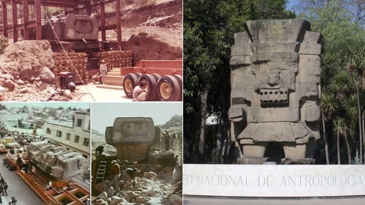 #VIDEOS La (otra) historia de la llegada de Tláloc a la CDMX