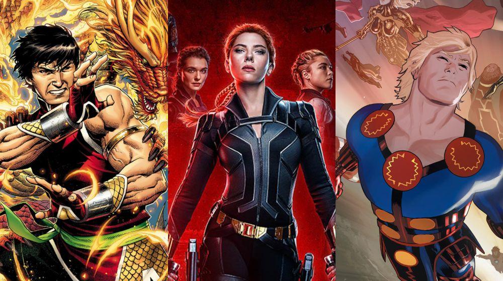 ¿Cuándo se estrenan las próximas películas de Marvel?