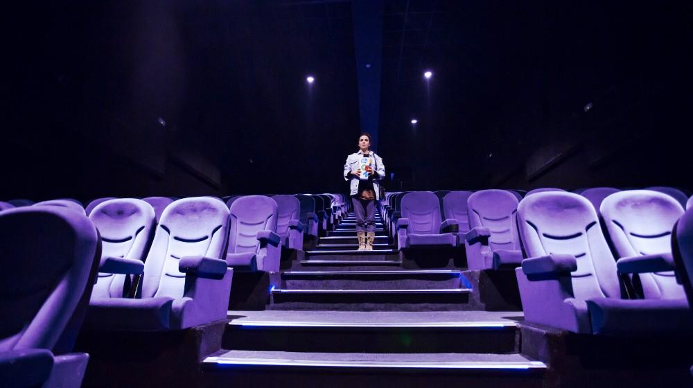 ¿Extrañas el cine? ¡Renta una sala para ti y tu familia! 😍🍿