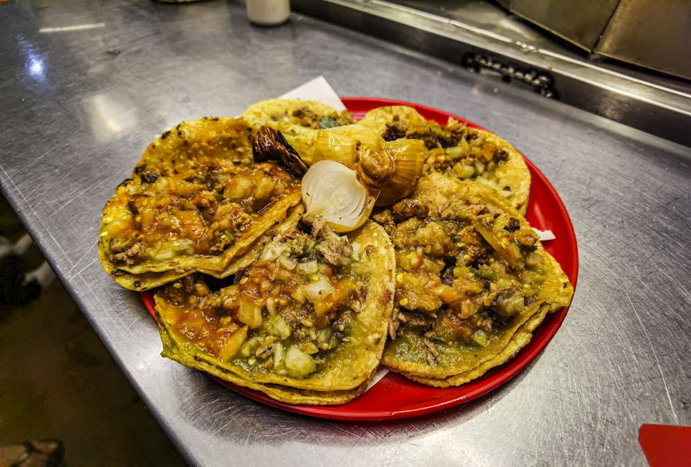 El mejor suadero es callejero (en la Escandón): Tacos Ruben's