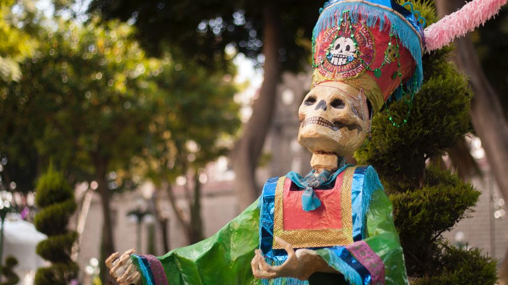 Qué hacer en Día de Muertos y Halloween en CDMX 🎃