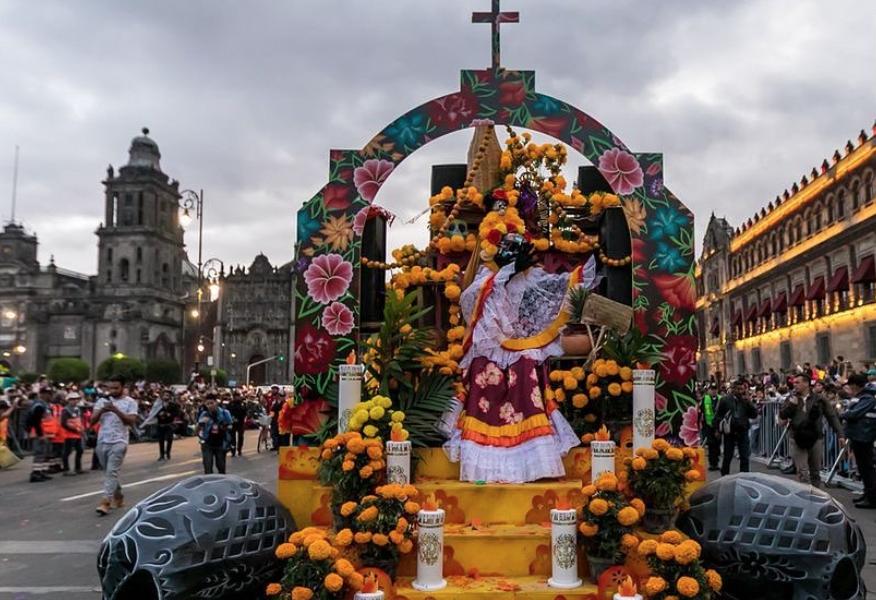 chilango - Desfile de Día de Muertos en la CDMX: ¿cómo será este año?