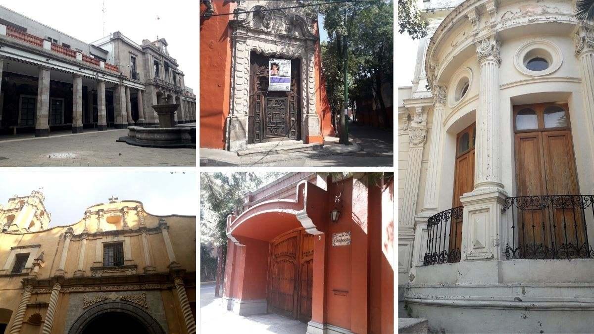 Ruta de templos, museos y casonas enigmáticas en Tlalpan