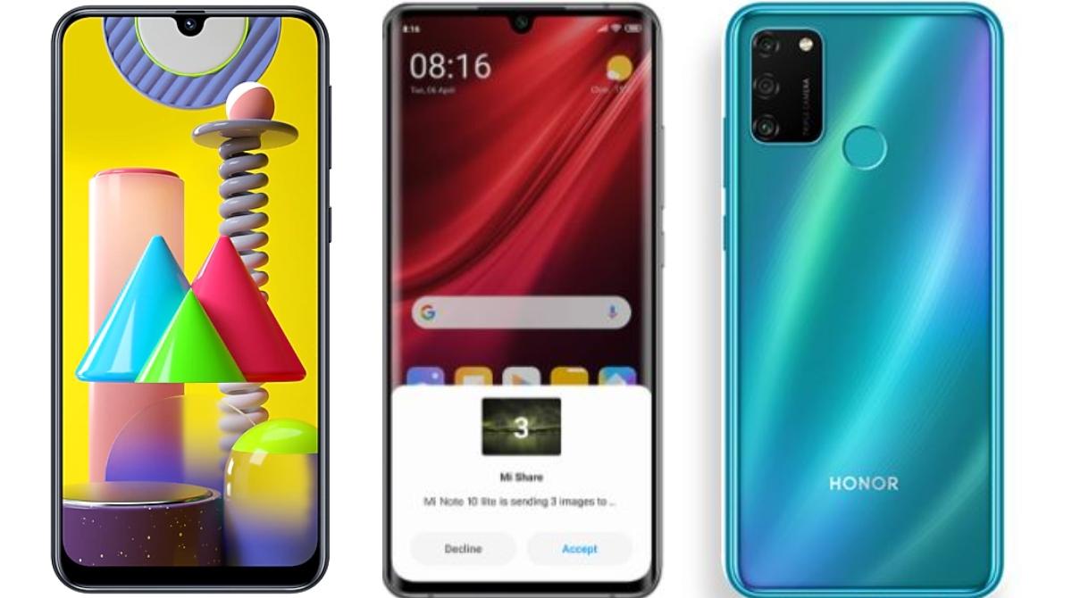 Háblele: 5 celulares que rifan por menos de $8,000