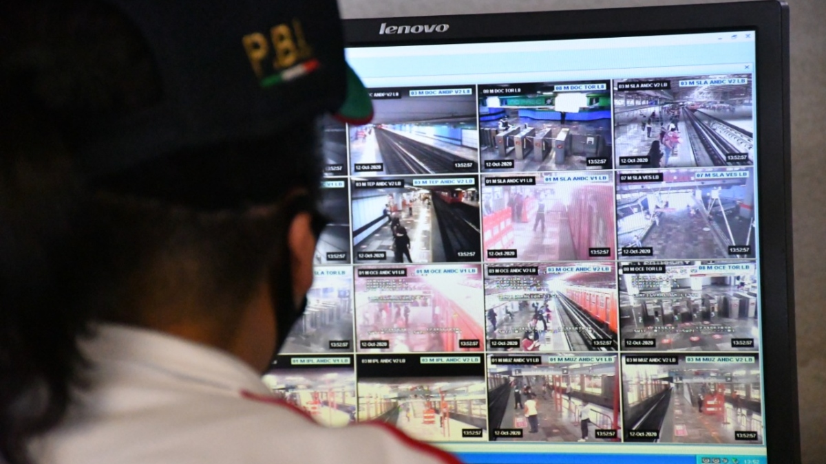 ¿Más seguridad? Metro estrena 4 centros de monitoreo