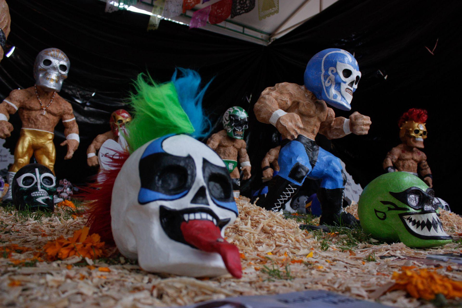 Eventos por el Día de Muertos que no habrá en Azcapotzalco