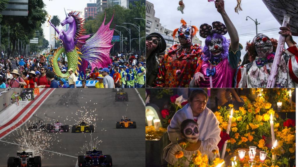 Desfiles y eventos de octubre que NO habrá en la CDMX 😰