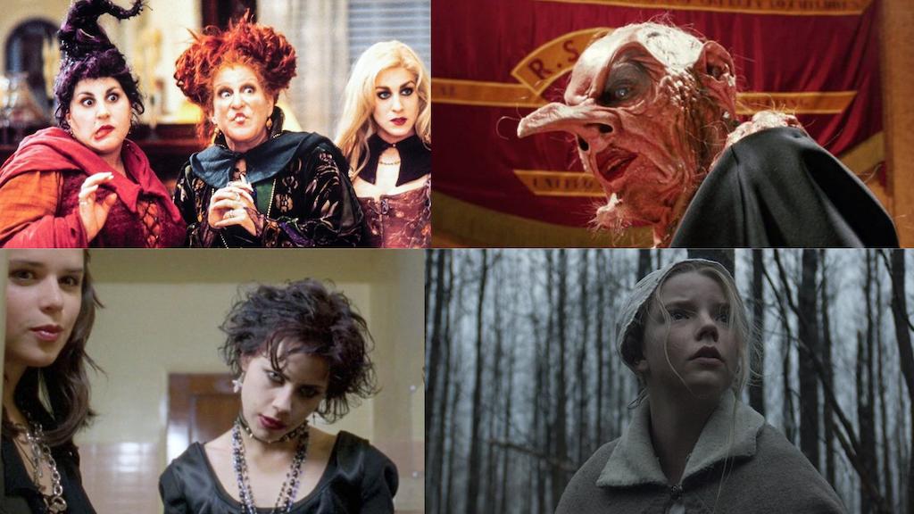 Las mejores películas de brujas tenebrosas y clásicas