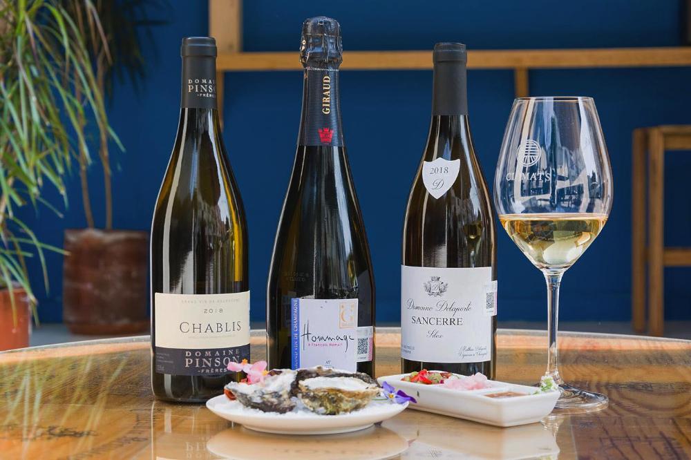 Climats, un 'bar' de vinos franceses en CDMX 🍷