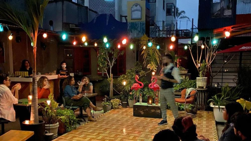 Cine Tonalá te espera en su nueva terraza: comida del mar, pizzas y tragos 👌�